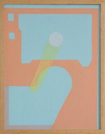 Magic Hour 5 by Saskia Leek contemporary artwork