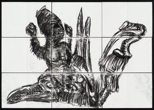 (Slide) by Pierre Mukeba contemporary artwork