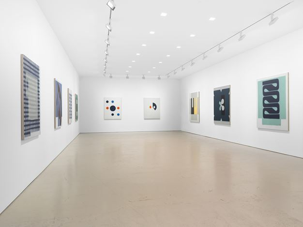 Exhibition view:Suzanne Caporael, Book Eight, Miles McEnery Gallery, West 21stStreet, New York (18 February–27 March 2021). Courtesy the artist and Miles McEnery Gallery, New York, NY. Photo: Christopher Burke Studio.