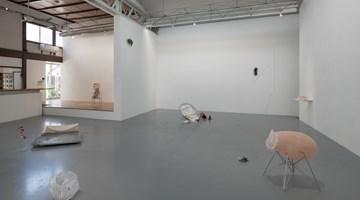 Contemporary art exhibition, Nobuko Tsuchiya, 30 Ways To Go To The Moon at SCAI The Bathhouse, Tokyo, Japan
