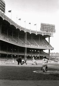 Mickey Mantle & Roger Maris, Yankee Stadium, The Bronx, NY by Walter Iooss Jr contemporary artwork photography, print