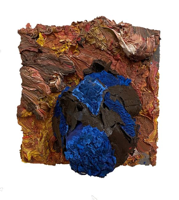 Constructing Auras No. 3 by Antony Micallef contemporary artwork