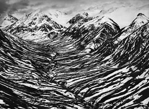 Bighorn Creek, Kluane National Park, Canada by Sebastião Salgado contemporary artwork