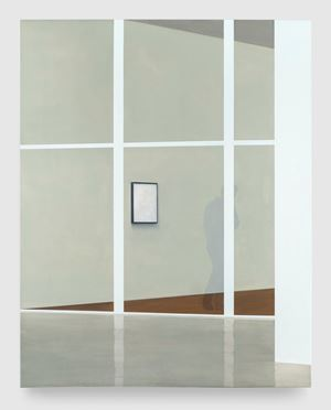 Interior (Ghost) by Tim Eitel contemporary artwork