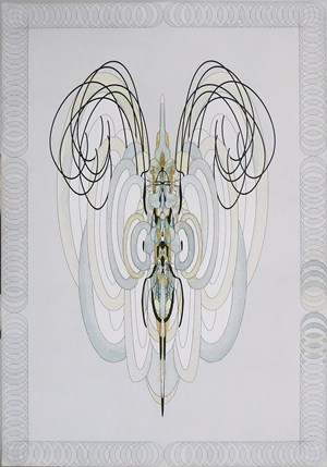 Omnium Gatherum 029 by Julia Morison contemporary artwork
