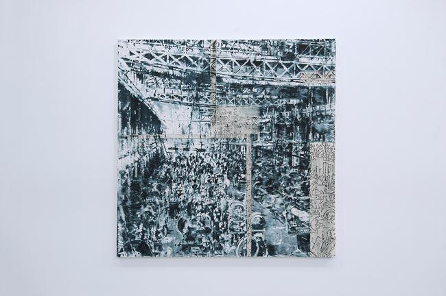 Identidad Oculta 112 by Jorge Tacla contemporary artwork