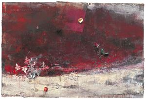 Melancholy Untitled-3 憂鬱 無題-3 by Szeto Keung contemporary artwork