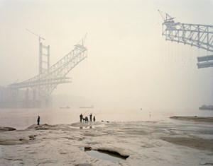 Chongqing XI, Chongqing Municipality by Nadav Kander contemporary artwork