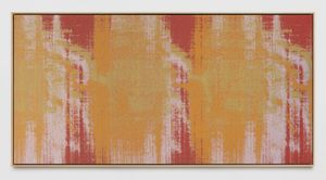 Negative Entropy (TAE, Cryopump, Pink, Full Width, Hex) by Mika Tajima contemporary artwork
