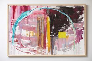 Arcanum by Gretchen Albrecht contemporary artwork