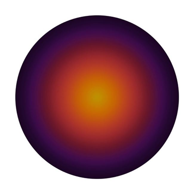 Orb # 202001 by Paul Snell contemporary artwork