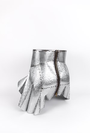 Armour Skirt IV by Naiza H. Khan contemporary artwork