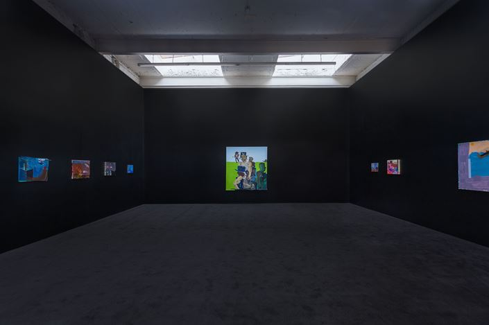 Exhibition view: Walter Price,Pearl Lines, The Modern Institute, Aird's Lane, Glasgow (13 November 2020–16 January 2021). Courtesy the Artist and The Modern Institute/Toby Webster Ltd, Glasgow.Photo: Patrick Jameson.