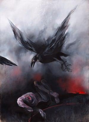 Ravel by Vladimir Veličković contemporary artwork