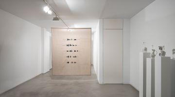 Contemporary art exhibition, Julia Llerena, Caen Sílabas Negras at Sabrina Amrani, Madera, 23, Madrid