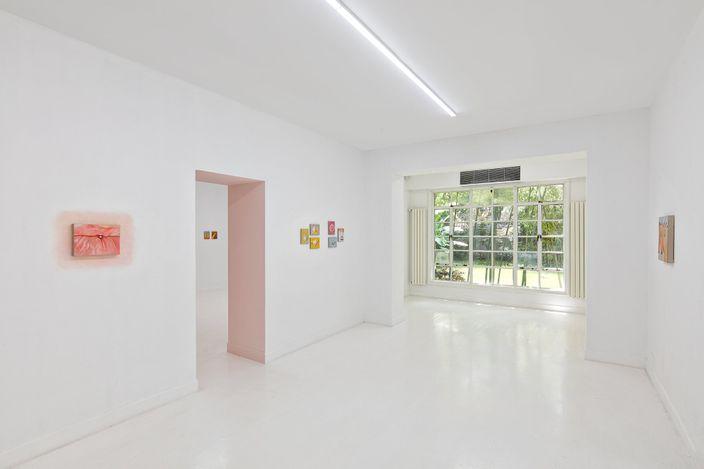 Exhibition view: Tao Siqi, Tender Thorns, Capsule Shanghai, Shanghai (22 May–3 July 2021). Courtesy Capsule Shanghai.