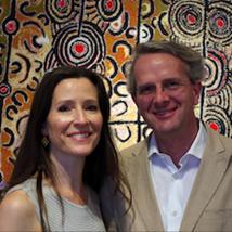 Karen And Dr. Dirk Zadra