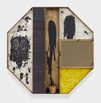 Untitled Microphone Sculpture by Rashid Johnson contemporary artwork sculpture, ceramics