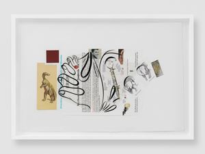 Raytheon by Sue Williams contemporary artwork