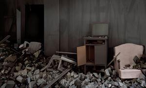 Ruine / Ruin by Thomas Demand contemporary artwork