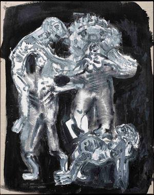 A Family by Tobias Pils contemporary artwork