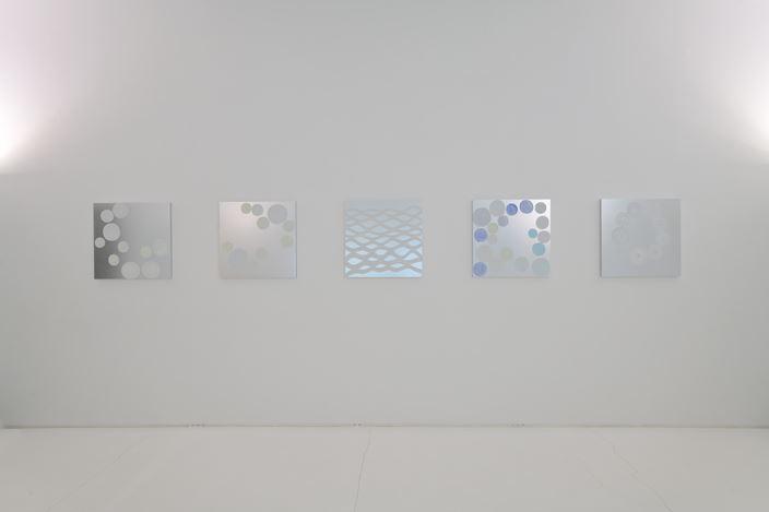 Installation view: Anju Michele,Imaginarium, ShugoArts, Tokyo (20 June–18 July, 2020). Courtesy ShugoArts, Tokyo.