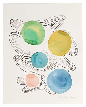 Bubblor by Carin Ellberg contemporary artwork