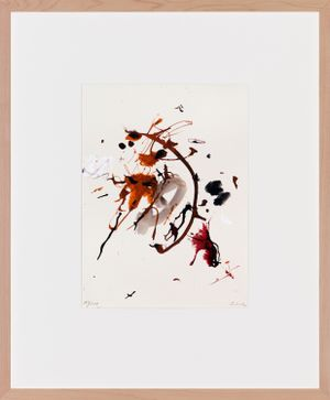 NY II by Rebecca Horn contemporary artwork