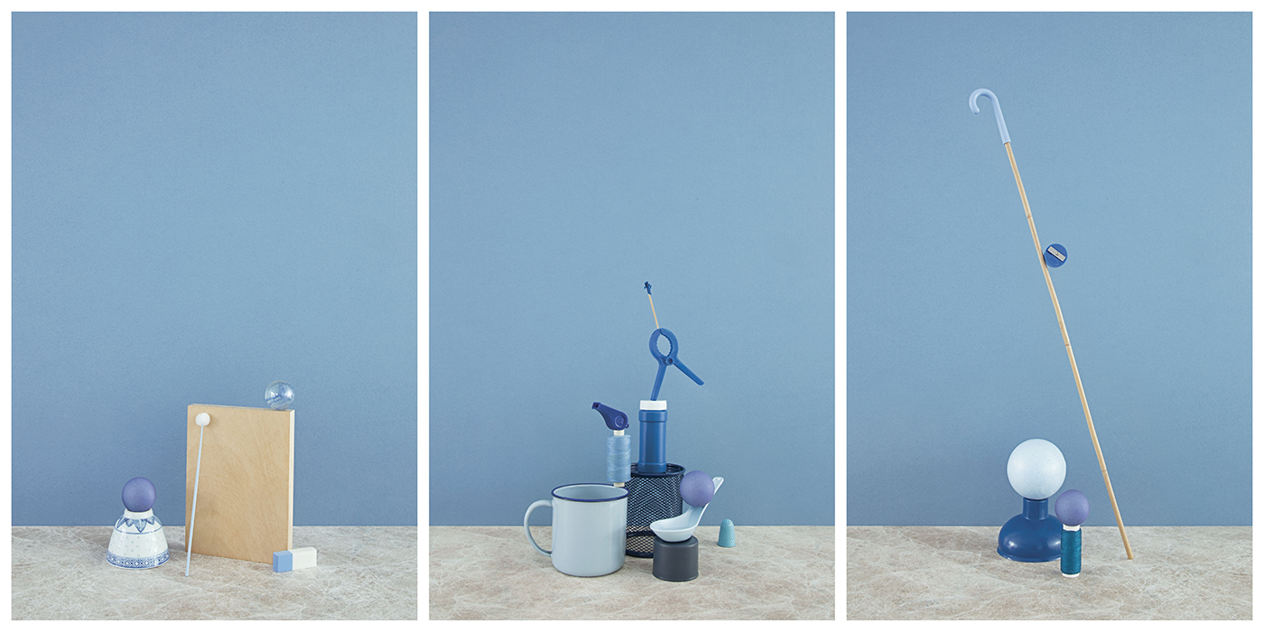 Image: Dawn Ng, Blue, 2015. Courtesy Chan Hampe Galleries, Singapore.