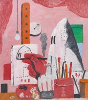 Philip Guston's Controversial Paintings Show with Hauser & Wirth