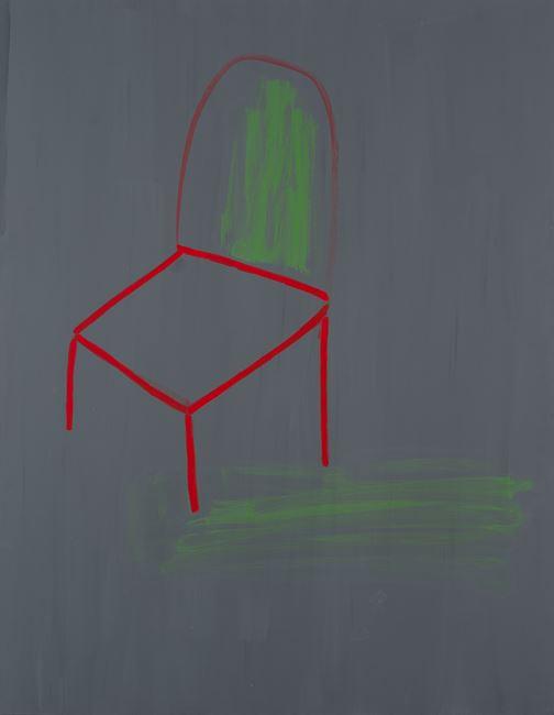 의자 by Myungmi Lee contemporary artwork