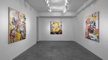 Contemporary art exhibition, John Copeland, Heavy Reverb at Huxley-Parlour, London