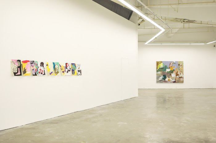 Exhibition view:Xiao Kegang, Anonymous 匿名, A Thousand Plateaus Art Space, Chengdu (28 December 2019–29 Feburary 2020). CourtesyA Thousand Plateaus Art Space.