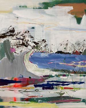 Sea scene no.15 by I-Chin Liao contemporary artwork
