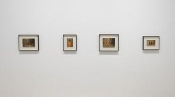 Contemporary art exhibition, Michaël Borremans, Fire from the Sun at David Zwirner, Hong Kong