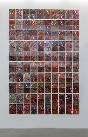 Copperheads No. 1–100, Sarah V., Portikus by Moyra Davey contemporary artwork