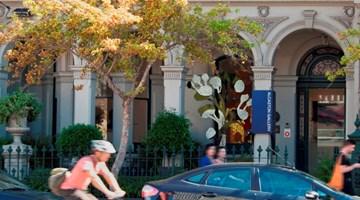 Alcaston Gallery contemporary art gallery in Melbourne, Australia
