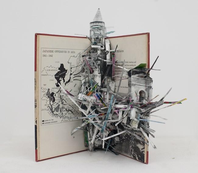 Index 5 by Ryan Villamael contemporary artwork