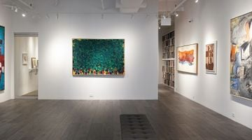 Hollis Taggart contemporary art gallery in New York, USA