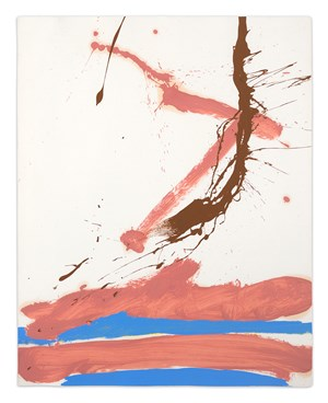 Beside the Sea No. 41 by Robert Motherwell contemporary artwork