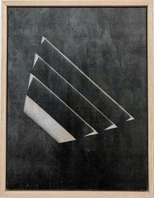 Delta by Tobias Bernstrup contemporary artwork mixed media