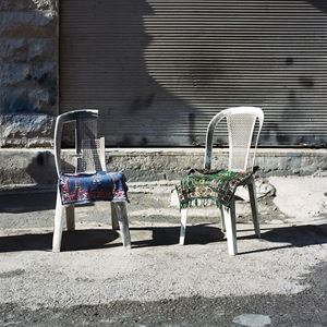Traces2, Jamal Webdin, Amman by Thabiso Sekgala contemporary artwork