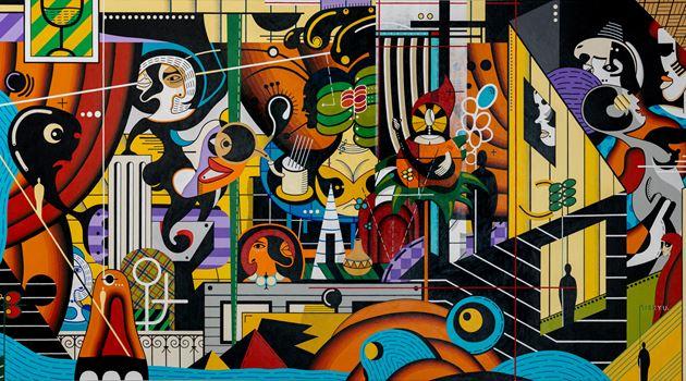 Nisky Yu contemporary artist