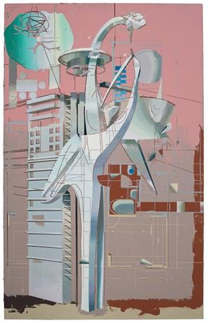 Escape #2 by Cui Jie contemporary artwork