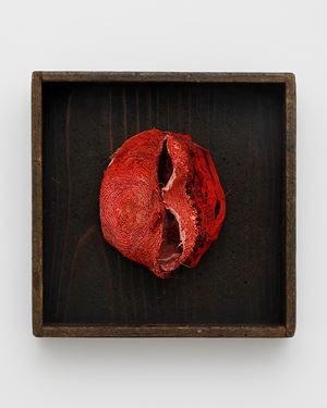 Feeling unsaid and unspoken words 06 by Junko Oki contemporary artwork