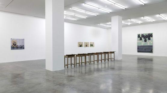 15 Sep–7 Nov 2021 Ibrahim Mahama contemporary art exhibition
