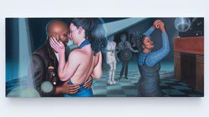 2nd Avenue Fantasy (The Cock) by Alannah Farrell contemporary artwork