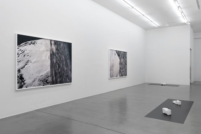 Exhibition view: Josephine Pryde, In Case My Mind Is Changing, Simon Lee Gallery, London (30 November 2018–12 January 2019). Courtesy the artist and Simon Lee Gallery, London.