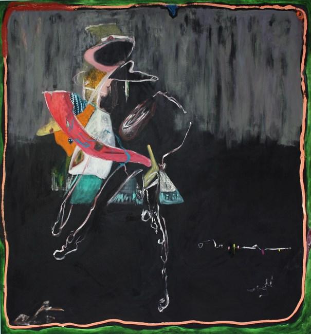 Belacqua by Sarah Dwyer contemporary artwork