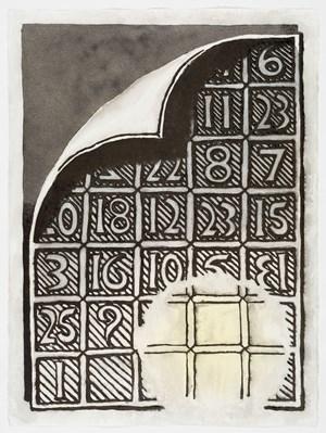 Linear & Circular by Benjamin Armstrong contemporary artwork